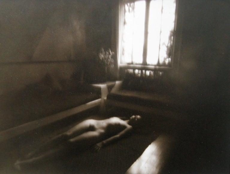 Carlos Jurado Nude Photograph - Desnudo