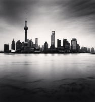 Skyline, Shanghai, Study 3