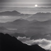 Huangshan Mountains, Study 46, Anhui