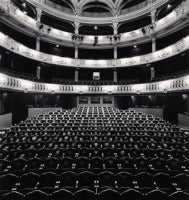 Odeon Theatre, Study 1, Paris