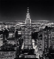 Chrysler Building, Study 2, New York, New York, USA