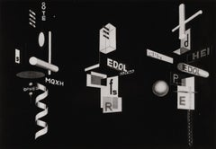 Study for Light Advertisement (Plastic Workshop)