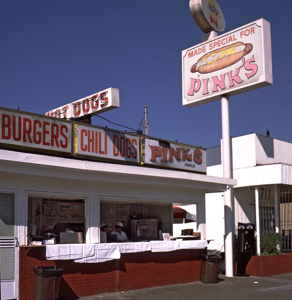 Pink's LA