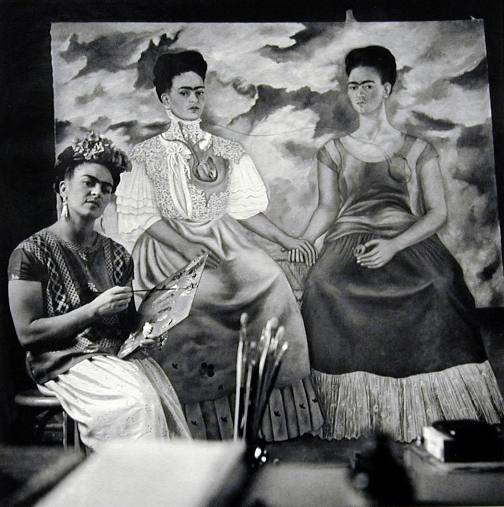 the biography of frida kahlo