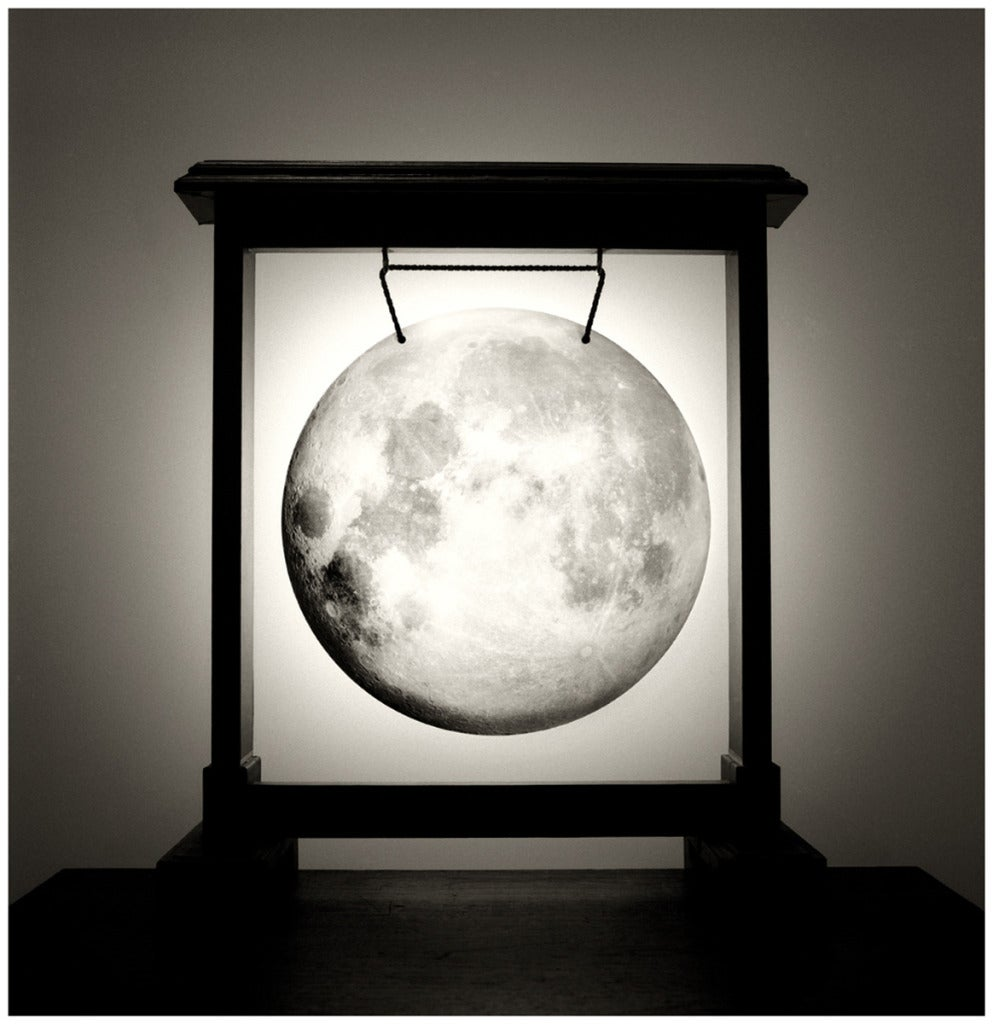 d490c4cda87e Chema Madoz - Untitled (Moon in Gong)