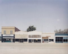 Storefronts, Claude TX 1995