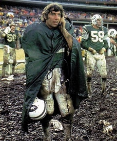 Joe Namath, Shea Stadium, Flushing, New York, November 24, 1974
