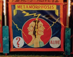 Metamorphosis Banner, Pennsylvania; From World of Wonders