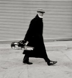 Sonny Rollins, West 26th St, New York,  From Jazz Katz: The Sounds of New York