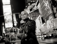 Roy Hanes, Time Square, NYC;  From Jazz Katz: The Sounds of New York