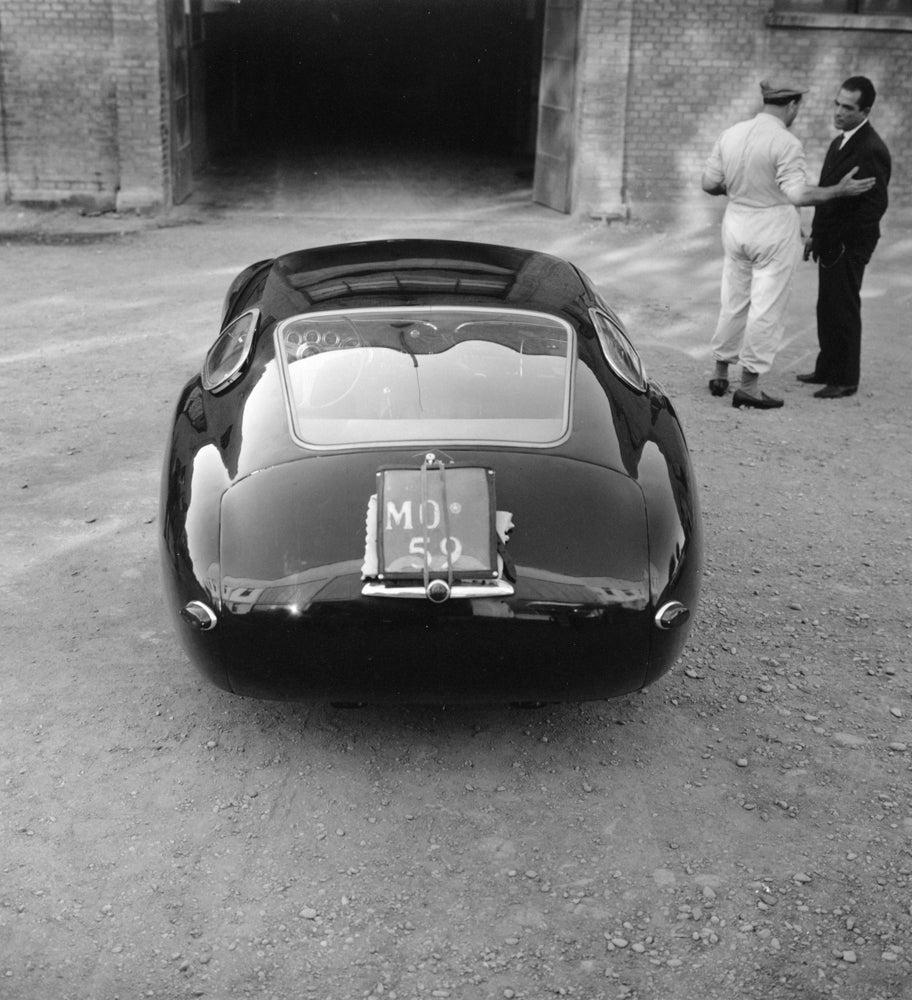Jesse Alexander - 4.5 Coupe, Maserati Factory, Modena 1