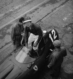 Mike Hawthorn Ferrarri Monza