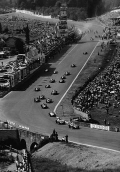 Start 1958, Belguim Grand Prix