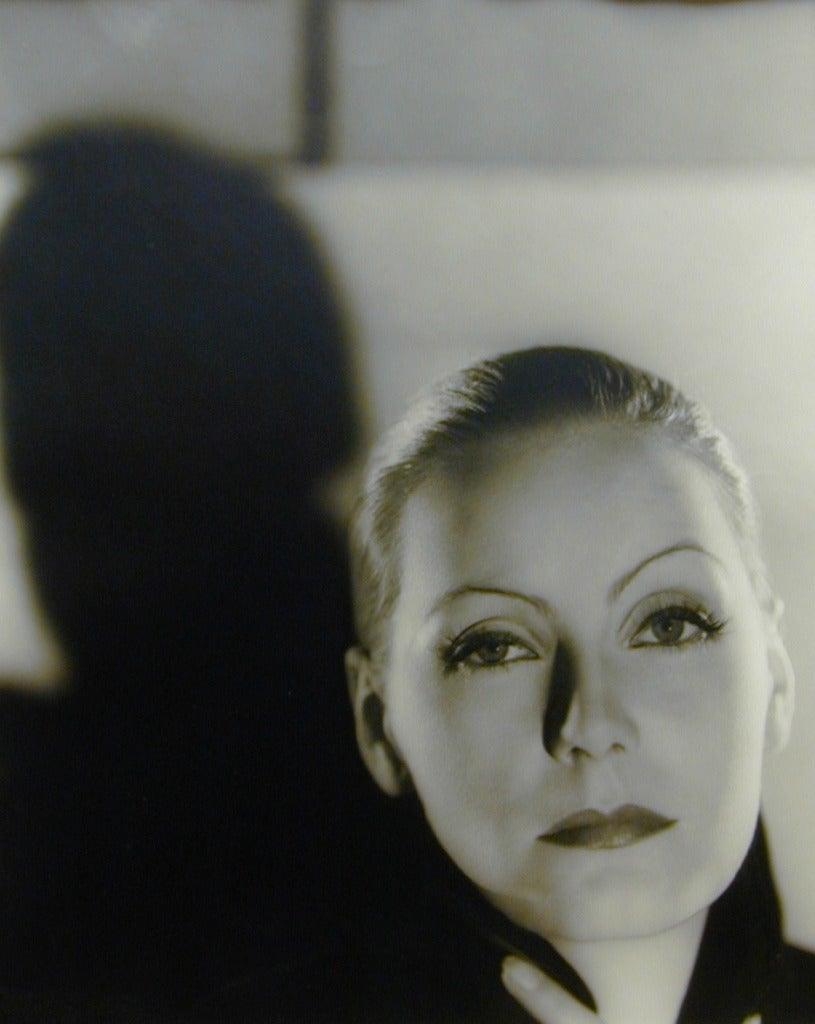 Portrait of Greta Garbo