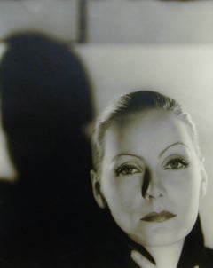 Portrait of Greta Garbo