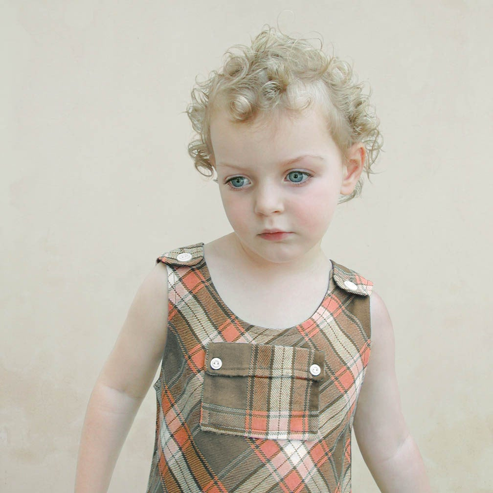 Loretta Lux Study Of A Girl 2 Photograph For Sale At