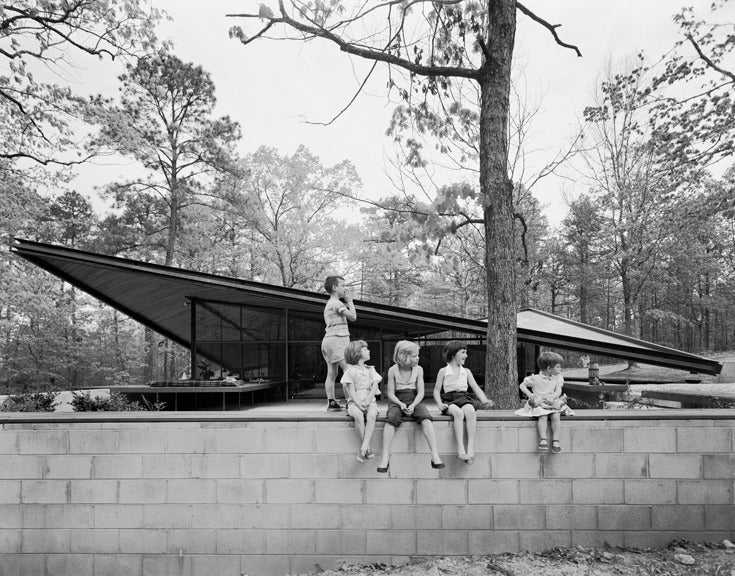 Ezra Stoller Catalano House Eduardo Catalano Raleigh
