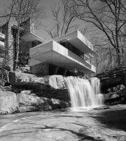 Fallingwater, Frank Lloyd Wright, Bear Run, PA