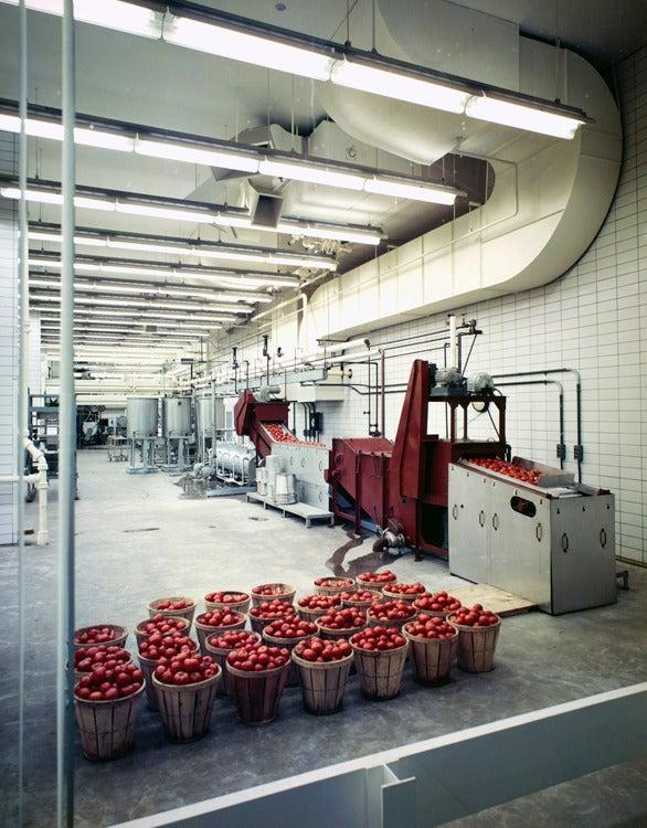 Ezra Stoller - Heinz Factory, Skidmore Owings & Merrill, Pittsburgh, PA 1