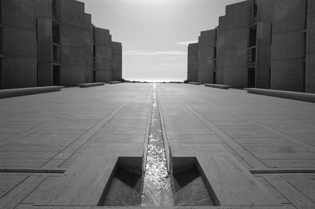 Ezra Stoller Salk Institute Of Biological Research