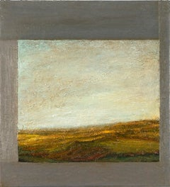 Opening No. 33 (Rural Landscape, Oil Painting on Canvas)