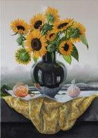 Sunflowers, Appledore