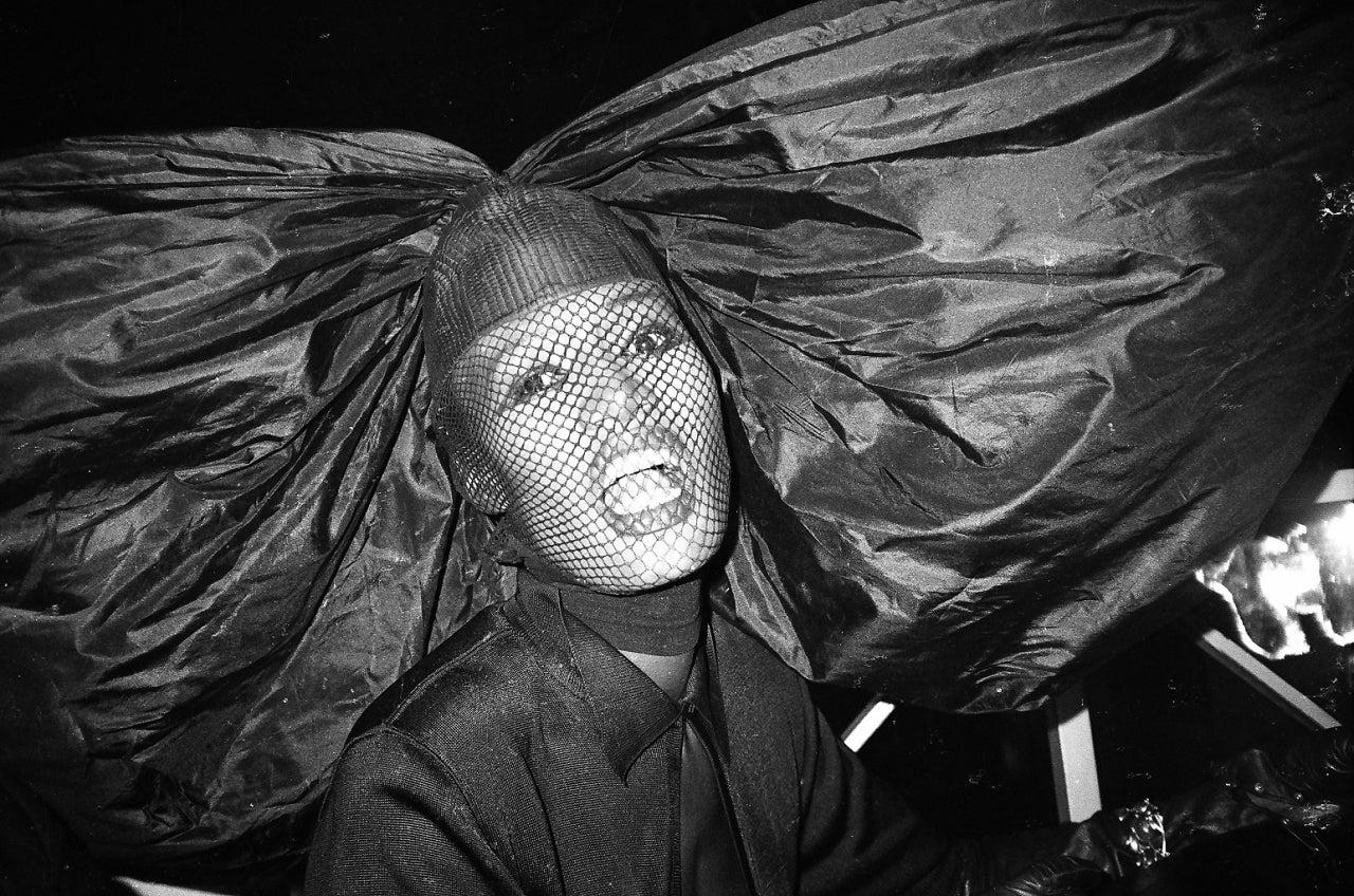 Sam Bolton Portrait Photograph - Grace Jones