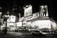 I LOVE New York - NYC I (Award winning Black and white photo of New York City)