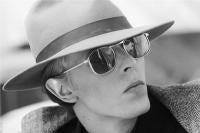 David Bowie (Fedora & Glasses)