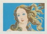 Details Of Renaissance Paintings (Sandro Botticelli, Birth of Venus, 1482), 1984