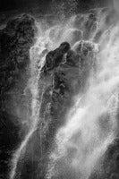 Light Cascade: Sequence II, 11 2037, Columbia River Gorge, Oregon