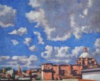 San Agustin - Zacatecas (From Azotea of Hotel)