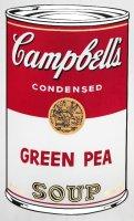 Campbell's Soup I: Green Pea (FS II.50)