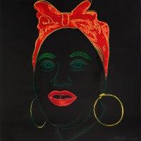 Mammy 262 by Andy Warhol