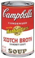 Campbell's Soup II.55 (Scotch Broth)