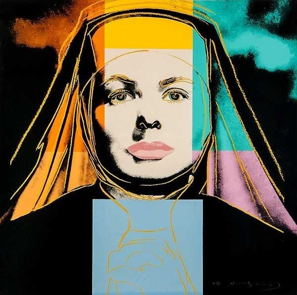 Ingrid Bergman, The Nun (FS II.314)
