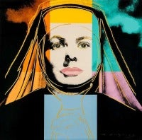Ingrid Bergman, The Nun (FS II.314)