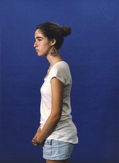 Untitled (Blue Girl)
