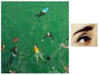 3:14pm, Pacific Ocean & Eye #9