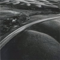 Intersecting the Flint Hills, April, 1994