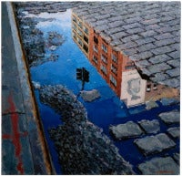 Richard Combes - 14th Street Reflection