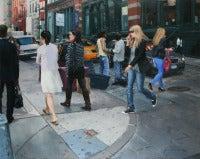 Vincent Giarrano - Street Corner SoHo