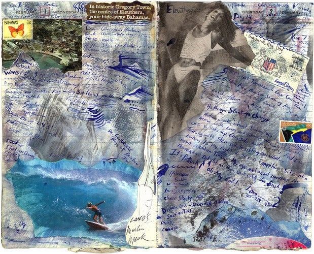 The Surf Journals, Series 1: February 1, 1984