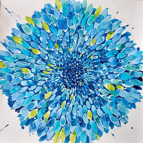 Dreaming Summer Blue