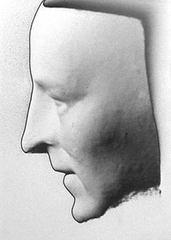 Death Mask of Amedeo Modigliani