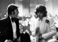 John Lennon and Mick Jagger, Los Angeles