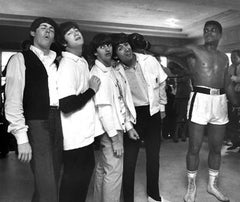 The Beatles and Ali, Miami