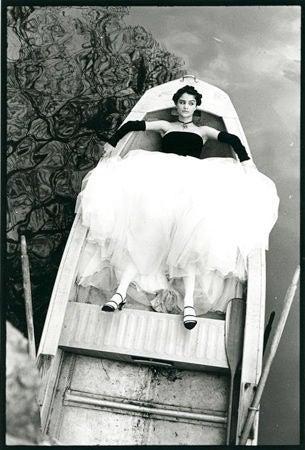 Helena Christensen, New Orleans, VOGUE UK
