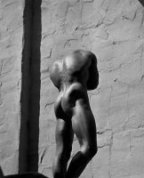Male Nude (Headless), Los Angeles, 1985