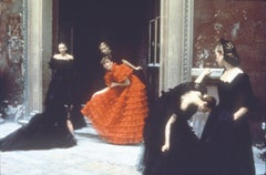 From the Valentino Collection, 1977